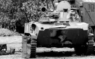 Украинский арсенал: БМД-2