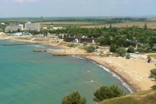 На курорте под Мариуполем обнаружен радиоактивный песок