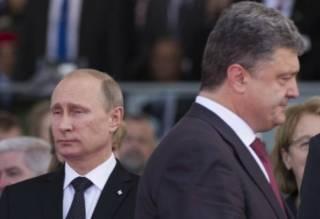 Порошенко созвонился с Путиным, чтобы обсудить судьбу украинских политзаключенных