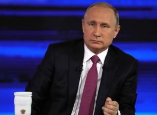 Гниение. О прямой линии Путина