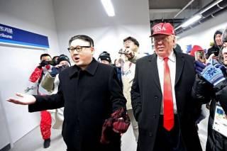 Историческая встреча Трампа и Ким Чен Ына не обошлась без курьезов и пикантных подробностей