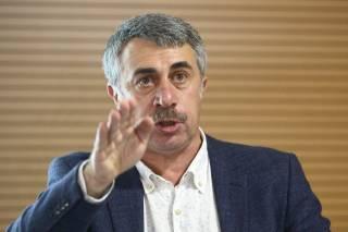 В Украине скоро будет новый глава Министерства здравоохранения, - Евгений Комаровский