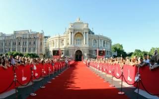 Стала известна конкурсная программа 9-го Одесского кинофестиваля