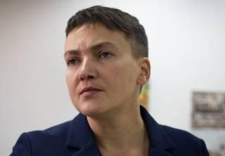 «Искренняя просьба». Савченко написала письмо Путину по украинским заключенным в России и приложила список
