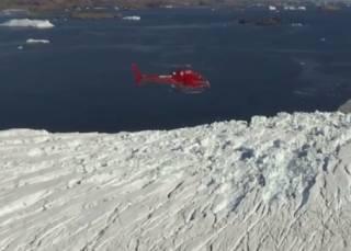 Ученые показали, как стремительно тает лед в Антарктике
