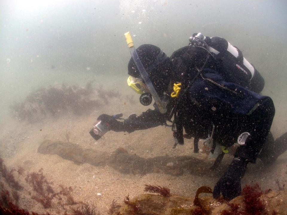 Дайверы обнаружили останки самого дорогого британского кораблекрушения