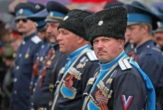 Казаки, «работающие» на чемпионате мира в России, воевали на Донбассе и в Сирии, – СМИ