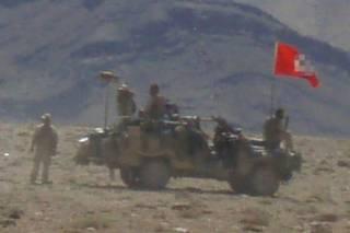 Австралийские солдаты засветились в Афганистане с нацистским флагом