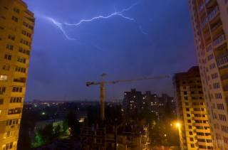 Синоптики прогнозируют в Украине «штормовые» выходные