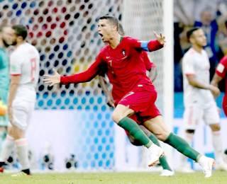 Лучший футболист мира получил условный срок и забил три мяча испанцам на ЧМ-2018