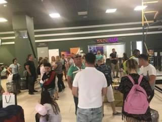 В аэропорту «Киев» новое ЧП: вторые сутки пассажиры не могут вылететь в Турцию