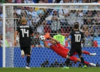 ЧМ-2018: Лионель Месси по-крупному опозорился в матче с исландцами