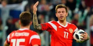 Почти 4 млн украинских зрителей следили за победой России в первом матче ЧМ-2018