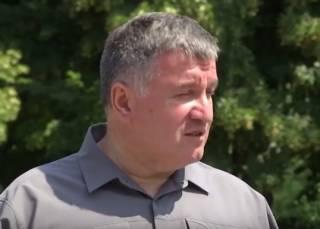 Аваков выступил перед пограничниками: «Застрелим и задушим всех, кто полезет на Украину!»