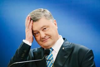 С аватаркой Питера Пена. Украинский журналист заявил, что нашел тайную страницу Порошенко в «Фейсбуке»