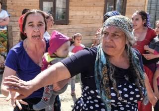 Италия решила избавиться от цыган-нелегалов