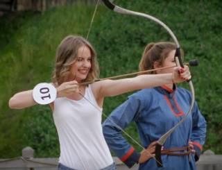 Под Киевом проведут конкурс амазонок и покажут конно-трюковое шоу