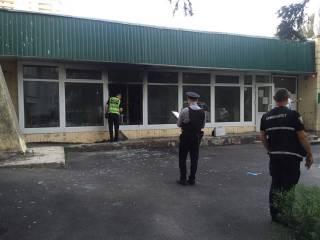 В киевском спальнике загадочным образом загорелось и потухло отделение банка