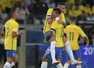 ЧМ-2018: капитан сборной Бразилии списал невнятную игру команды на питерские белые ночи