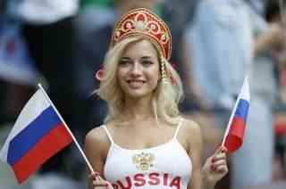 Российское ТВ сделало лицом ЧМ-2018 порнозвезду с «очень большим опытом работы»
