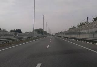 Украинские дороги хотят сузить в среднем на метр