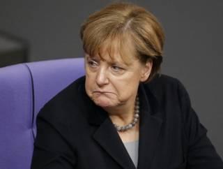 Почти половина немцев выступает против политики Ангелы Меркель, – соцопрос