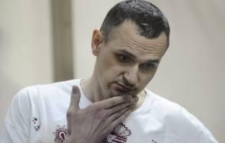 За время «лечебного голодания» Олег Сенцов похудел на 13 килограммов