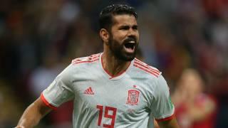ЧМ-2018: испанец Диего Коста повторил «подвиг» Матерацци, за который тот получил знаменитый удар от Зидана