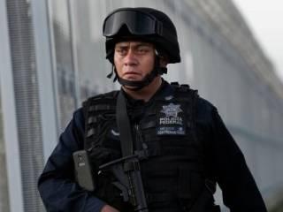 В одном из городков Мексики после убийства политика арестовали всех полицейских