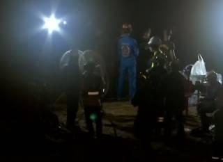В пещере Таиланда заблудилась детская футбольная команда