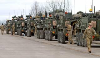 СМИ назвали две беды, которые способны помешать НАТО защитить Польшу и Прибалтику. Одна из них – дороги