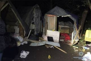 Стали известны новые подробности погрома лагеря ромов во Львове. Не обошлось без России