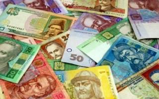 Украинская гривна за 22 года своего существования успела обесцениться в 14 раз