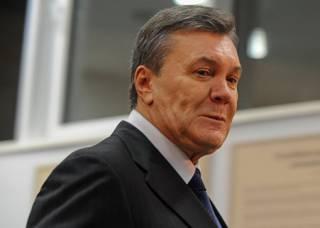 СМИ застали Януковича в «Лужниках» за просмотром матча Россия-Испания