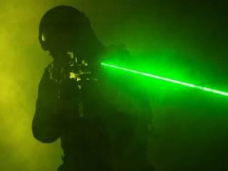 Китайцы создали уникальную лазерную винтовку для борьбы с террористами