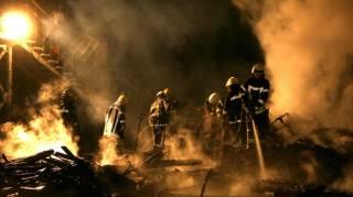 Из-за гигантского пожара в Херсонской области сгорел урожай пшеницы