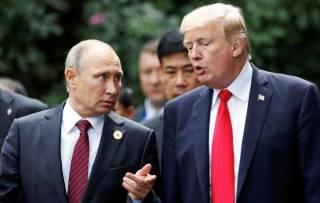 Трамп неоднозначно ответил на вопрос по Крыму: «Мы посмотрим»