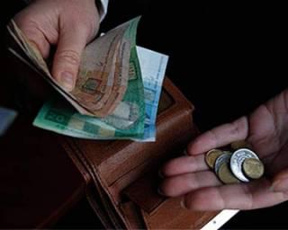 Прожиточный минимум для украинцев подняли на 77 гривен