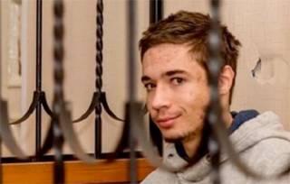 Российские зеки жестоко избили Павла Гриба во время этапирования в Ростов