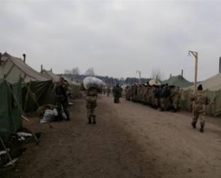Во время учений на Ровенском полигоне погибли трое военных, есть раненые