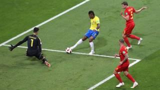 Чемпионат мира по футболу 2018 преподнес очередную сенсацию