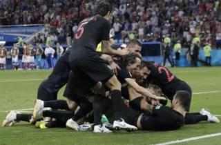 «Слава Украине!»: хорваты оригинально отпраздновали победу над Россией