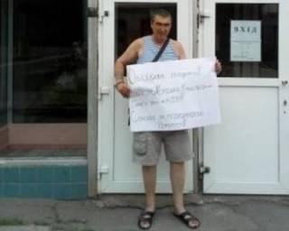 Умер ветеран АТО, объявивший голодовку из-за беспредела врачей больницы Кривого Рога