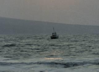 Россия перехватила в Азовском море еще семь украинских кораблей