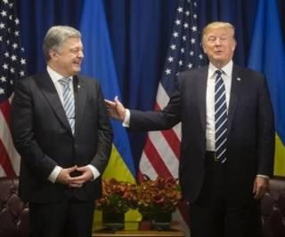 Порошенко договорился о встрече с Трампом
