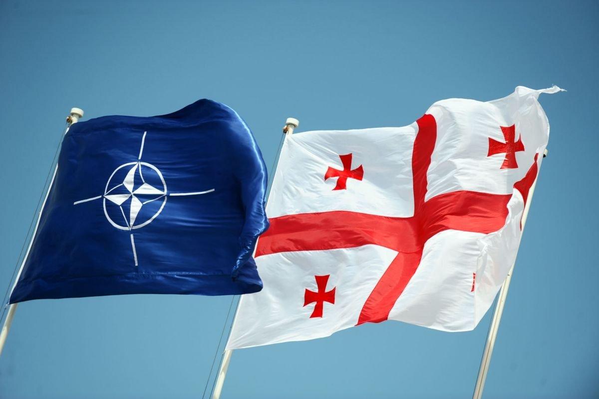Грузии пообещали место в НАТО