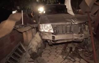 На Закарпатье пьяный глава РГА на «евробляхе» сбил двоих женщин. Одна из них умерла