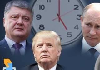 Трампа интересует не Украина, а действия Путина, - Туск