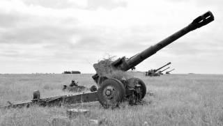 Украинский арсенал: 152-мм пушка-гаубица Д-20