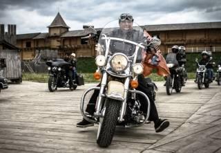 Под Киевом пройдут байкерский фестиваль и настоящие рыцарские бои